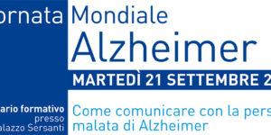 Seminario informativo: Come comunicare con la paersona malata di Alzheimer